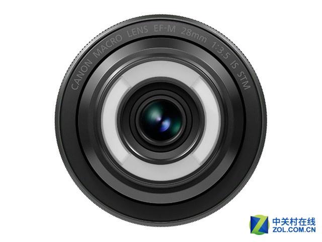 微距有灯效果好 佳能28mm f/3.5 IS镜头