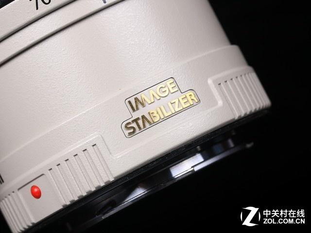 小小白IS 佳能EF 70-200mm f4L IS USM