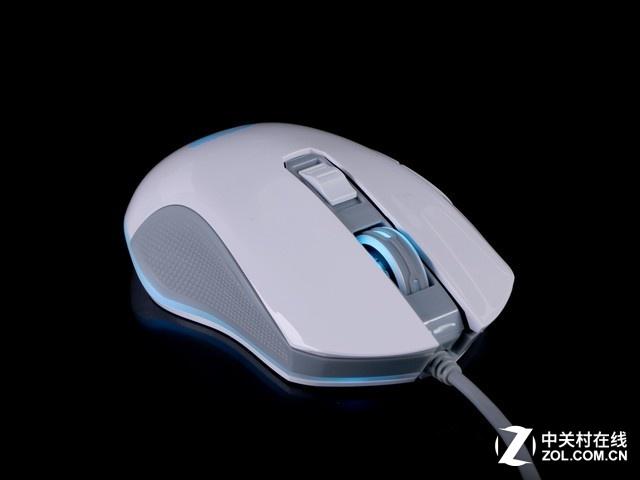 达尔优EM905游戏鼠标京东热销118元