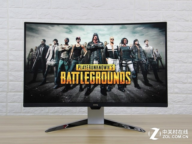 32吋曲面大屏 明基EX3203R显示器热销中