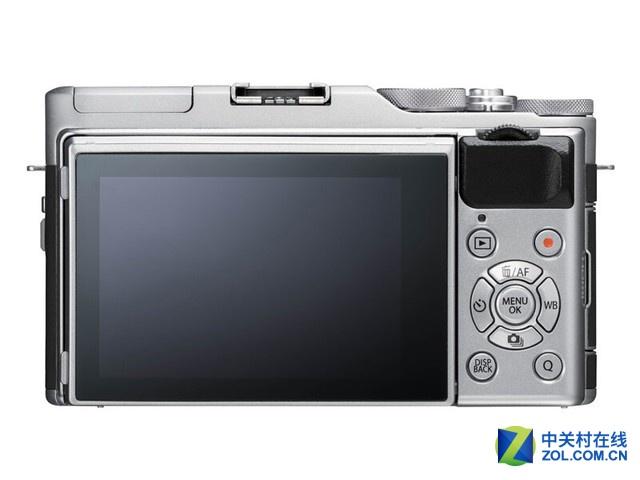 2420万像素可换镜头 富士X-A5京东3699元