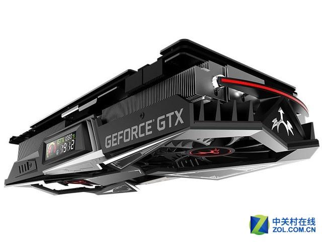 iGame GTX1080Ti Vulcan X京东售5999