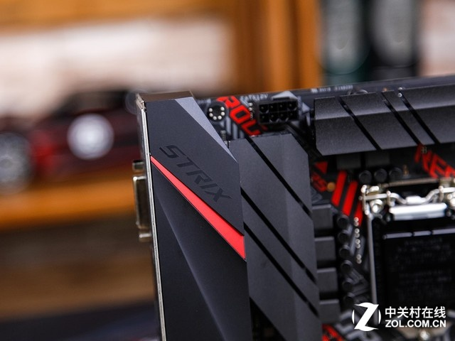 ROG图腾 STRIX B360-G GAMING主板评测