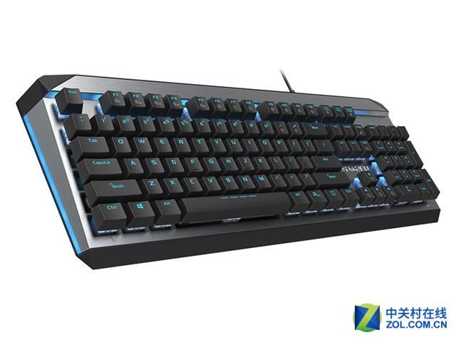BOX轴新战车 达尔优EK822键盘售409元