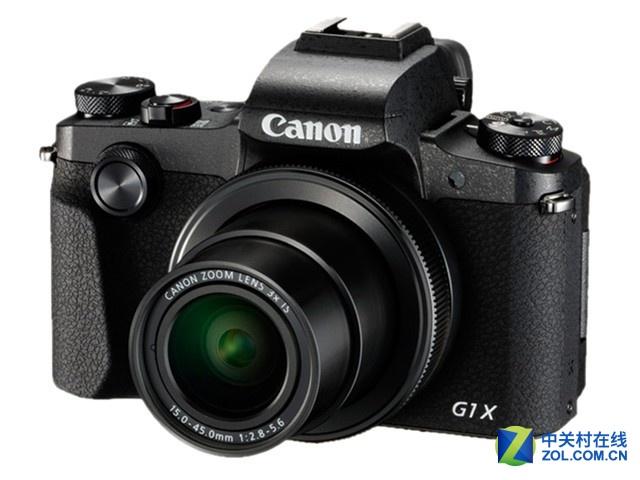 媲美单反的便携相机 佳能G1X Mark III