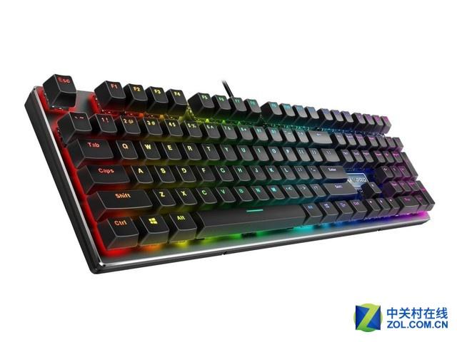 雷柏V700RGB合金版键盘京东闪购只要279