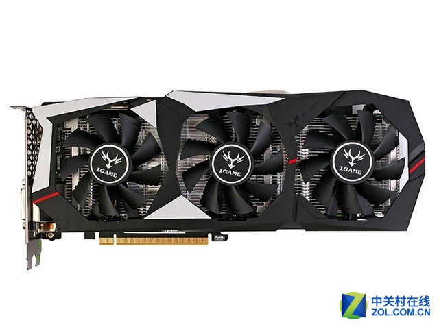 iGame1060烈焰战神S-6GD5 Top 怎么样