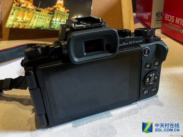 APS-C画幅传感器 佳能G1X Mark III促销