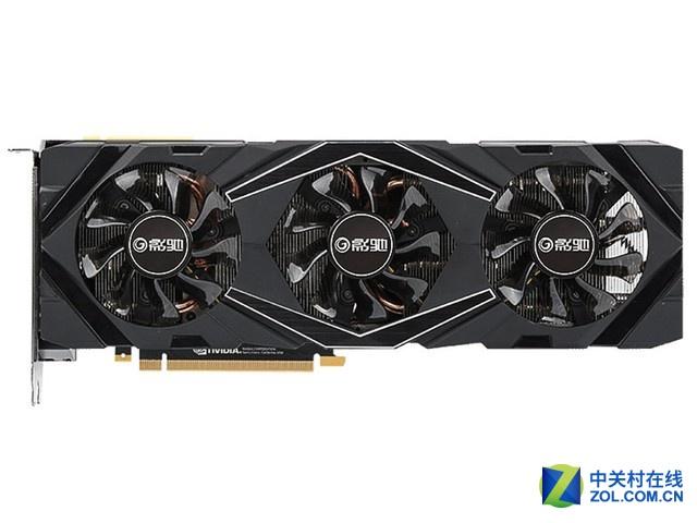 影驰GeForce RTX 2080Ti大将售价9399元