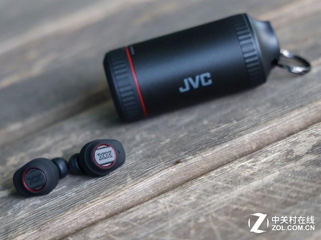 时尚个性重低音 JVC真无线vwin官网天猫价1098元