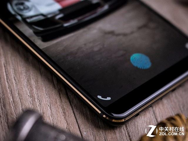 屏下指纹黑科技 上天猫买vivo X20Plus