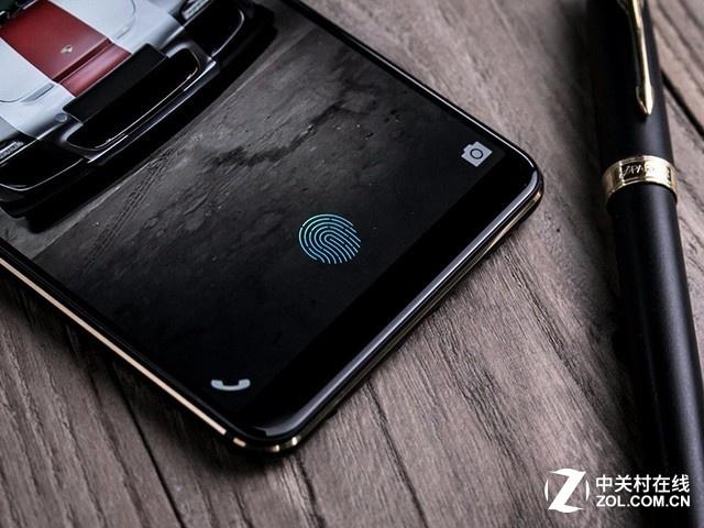 解锁未来 天猫买vivo X20Plus屏幕指纹版