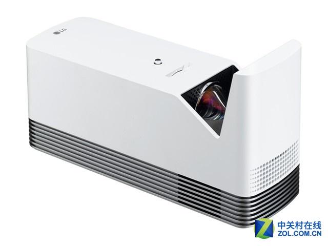 超短焦设计造型精致 LG推出投影机新品