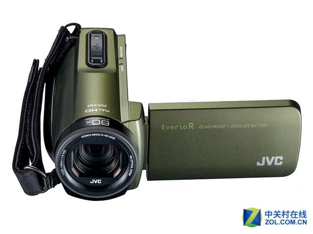 只此一天 JVC四防高清摄像机1980元秒杀