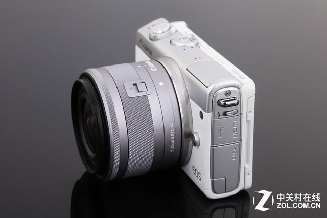 性能和外形都很出色 佳能EOS M100促销