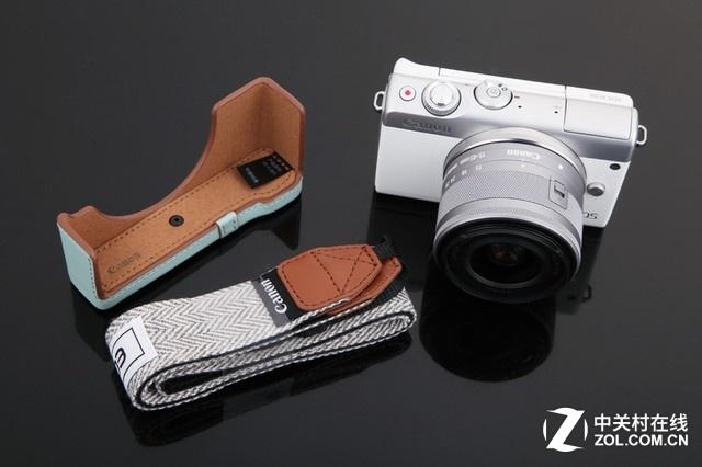 2420万像素微单 时尚精致佳能EOS M100