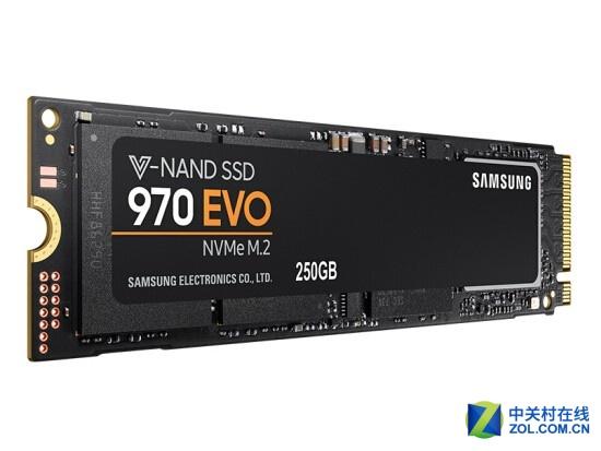 一直在进步的固态硬盘三星970 EVO大促销
