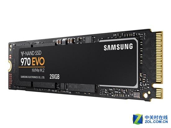 极致体验 三星970 EVO固态硬盘好价继续