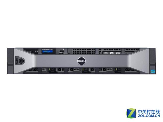 2U双路机架服务器 DELL R730 售11600元