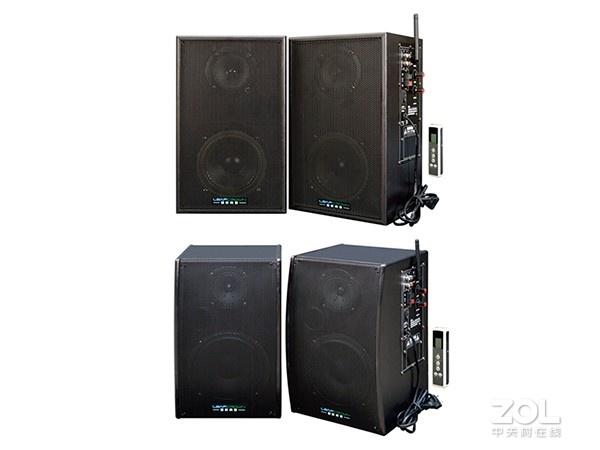 专业音箱 冠叶 MG12(2.4G音响)价格面议