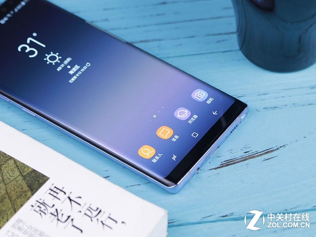 京东爆款推荐:安卓界机皇三星 Note8