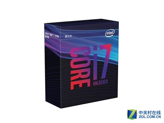 INTEL 9代I7 9700K八核原生设计售价2899元