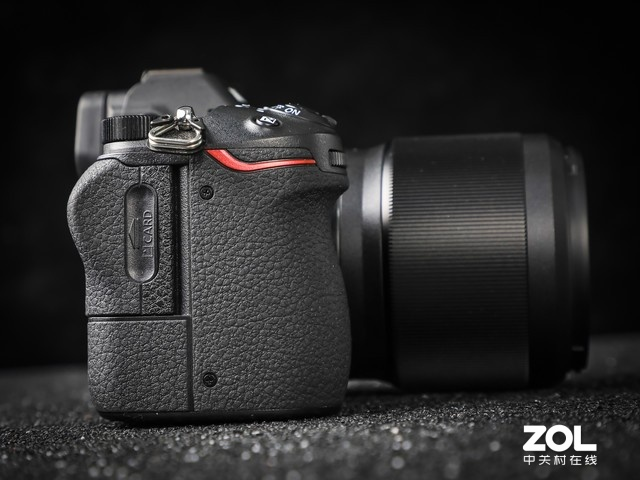 视频拍照都选它 尼康Z6全画幅微单相机