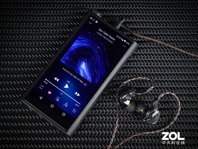 飞傲M15无损音乐播放器获得2020黑金科技奖