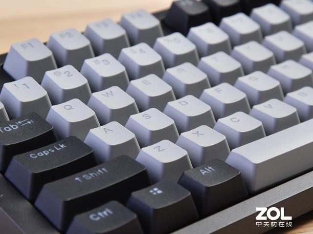 达尔优A840机械键盘评测 外观手感均可变