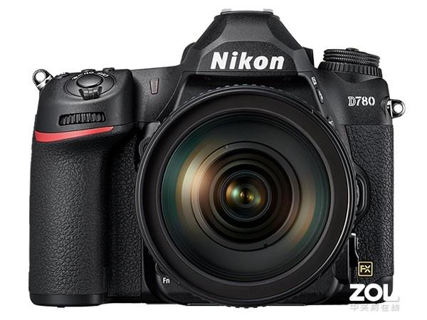 尼康D780全画幅单反相机京东降价促销