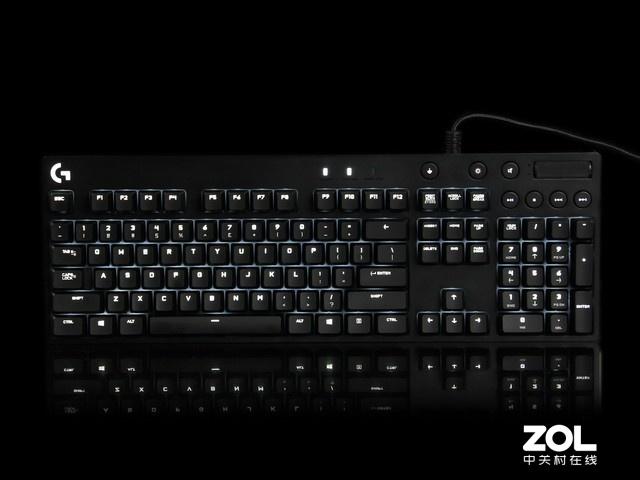 罗技G610 主流玩家之选 超强电竞触感
