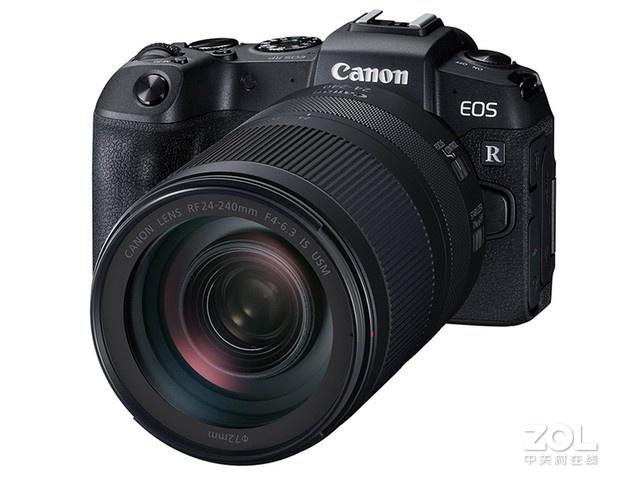 搭载24-240mm镜头 佳能全画幅RP套机促销