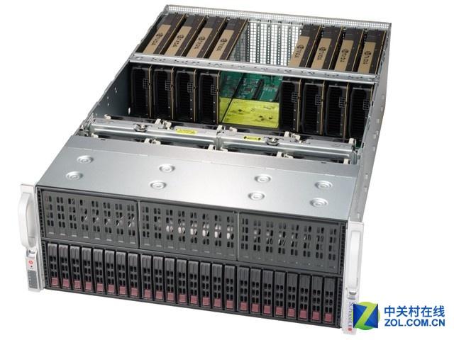 超微4029GP-TRT服务器准系统 售31000元