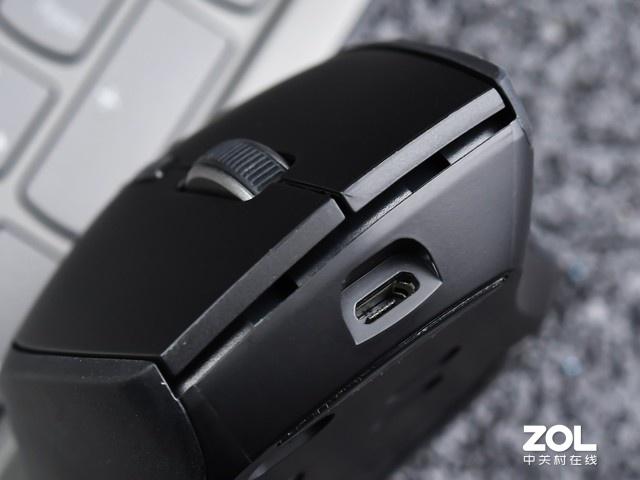 雷柏MT550S多模式无线充电鼠标评测