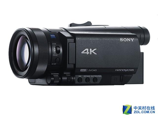 真实影像精准对焦 索尼FDR-AX700降价