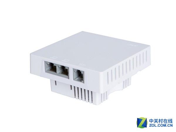 组网灵活 750M H3C Mini A50面板型AP