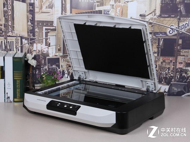 影源M2480扫描仪:大幅面通吃全能扫