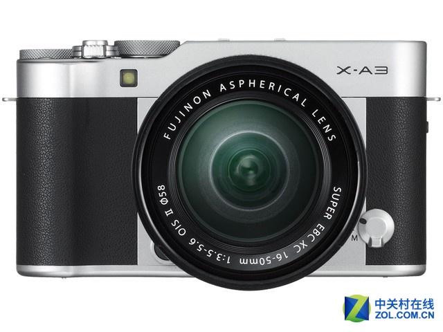 修复BUG 富士三款X-A系列相机固件更新