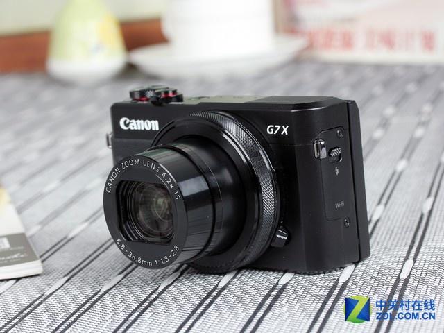 具备手动拍摄模式 佳能G7X II拥有高画质