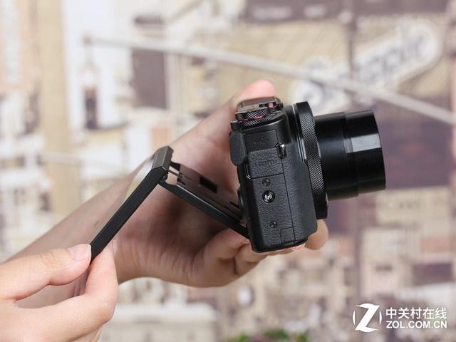 单反备机之争 佳能G7X II对比索尼黑卡