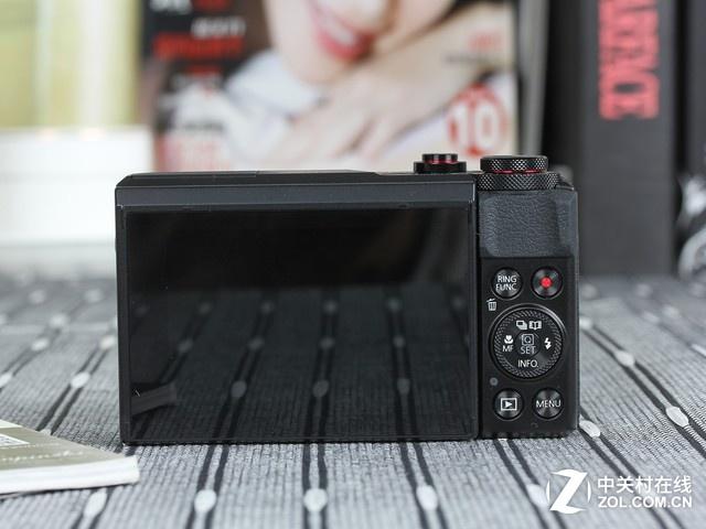 DIGIC7图像处理器 佳能G7X II京东促销
