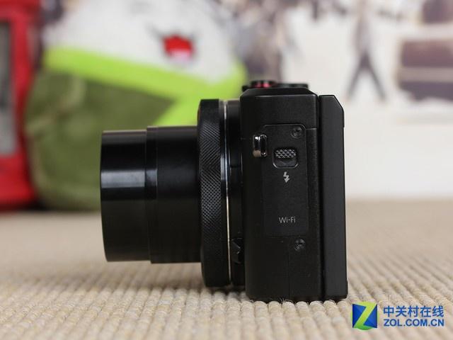 4.2X光学变焦镜头 佳能G7X II京东4099元