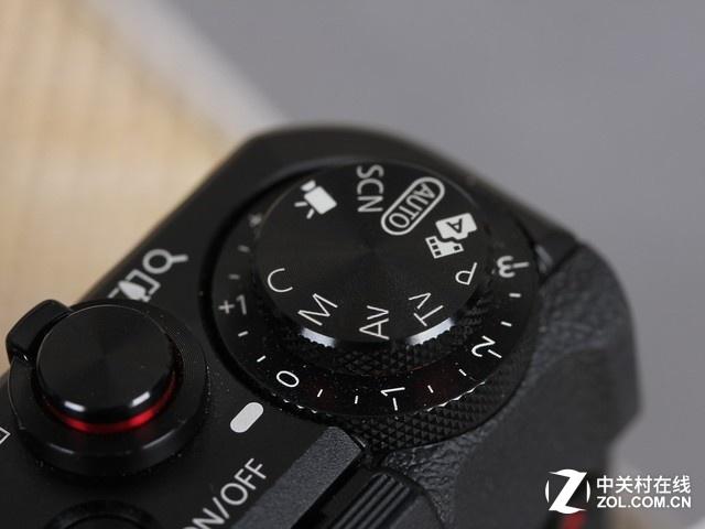 2000万像素便携机 佳能G7X II高画质表现