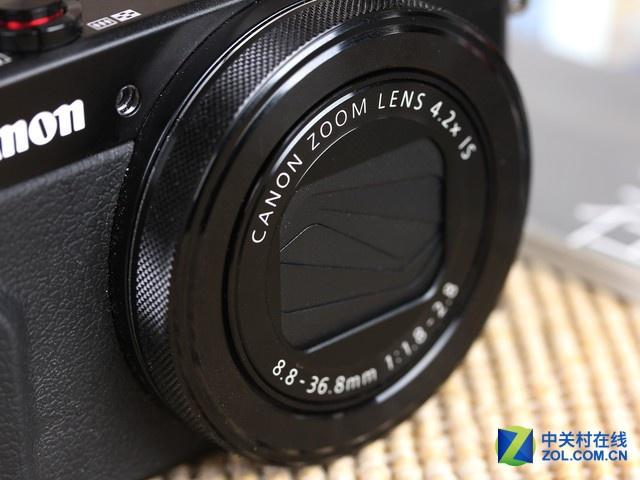 全手动拍摄模式 佳能G7XII理想单反备机