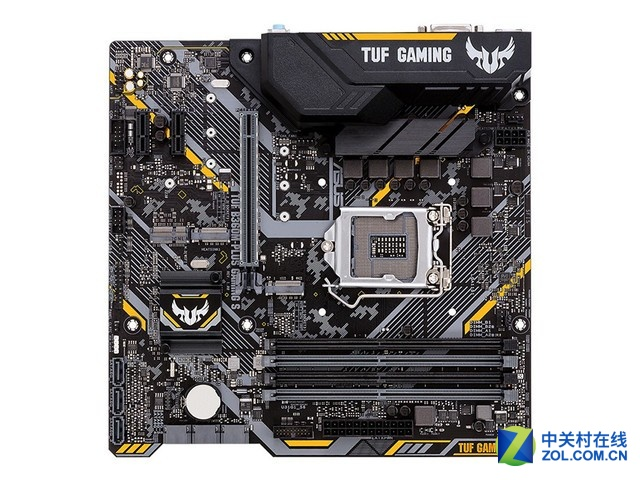 华硕TUF B360M-PLUS GAMING S售价589元