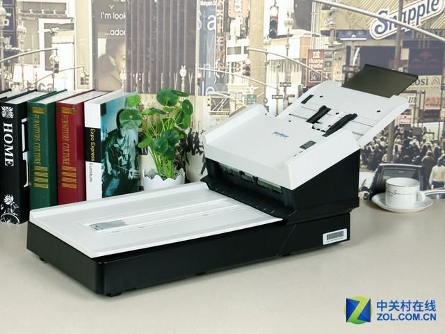 精致高效扫描 从自动馈纸型扫描仪开始