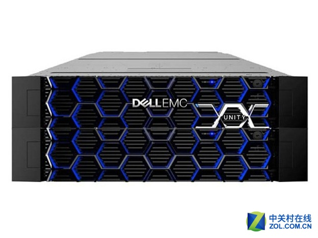 Dell EMC Unity 350F存储售价170000元
