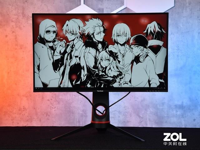 优派VX2780-2K-PRO电竞显示器评测