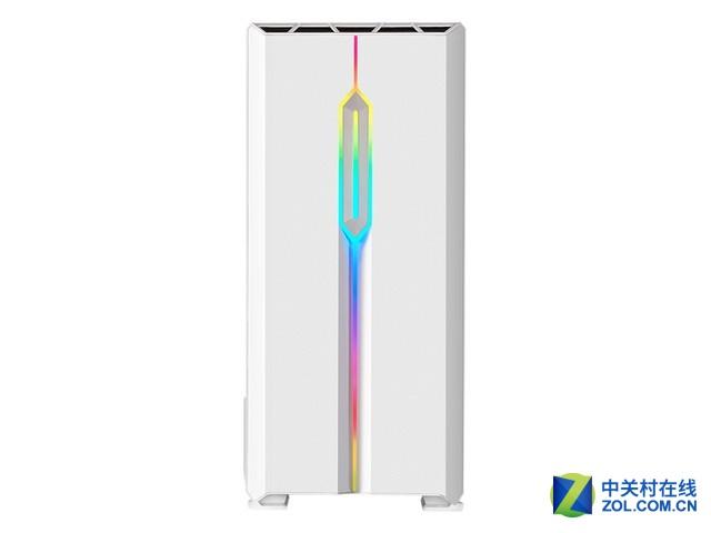 玻璃侧透机箱 爱国者月光宝盒T20白色来袭