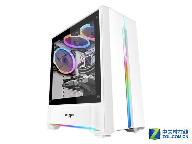 标配RGB大风扇 爱国者月光宝盒T20促销